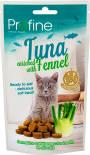 Лакомство для кошек Profine Тунец и фенхель 50г