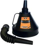 Воронка техническая Rexxon Standart с эластичным шлангом