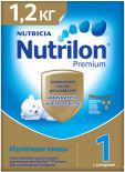 Смесь Nutrilon 1 Premium молочная С 0 месяцев 1.2кг