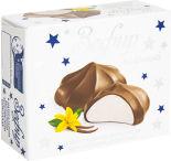 Зефир Первый шоколатье молочный с ванилью в молочном бельгийском шоколаде 60г