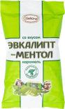 Карамель Акконд со вкусом Эвкалипт-Ментол 150г