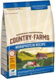 Сухой корм для собак Country Farms Monoprotein Recipe с курицей 2.5кг