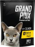 Корм для кошек Grand Prix Adult Original Лосось 300г