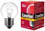 Лампа накаливания Camelion E27 40Вт