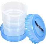 Стакан BoyScout складной пластиковый 200мл