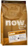 Сухой корм для собак Now Fresh Adult Беззерновой с индейкой уткой и овощами 2.72кг