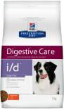 Сухой корм для собак Hills Prescription Diet i/d Low Fat при расстройствах пищеварения и панкреатите с курицей 12кг