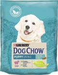 Сухой корм для щенков Dog Chow Puppy с ягненком 800г