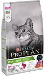 Сухой корм для стерилизованных кошек Pro Plan Optisavour Sterilised с уткой и печенью 1.5кг