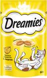 Лакомство для кошек Dreamies с сыром 60г