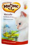 Корм для кошек Мнямс Косидо по-мадридски говядина с морковью 85г