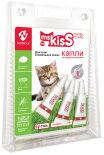 Капли репеллентные Ms. Kiss Green Guard для котят и маленьких кошек 1мл
