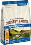 Сухой корм для щенков Country Farms Monoprotein Recipe с курицей 2.5кг