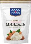 Драже Good-Food Миндаль в белой шоколадной глазури 150г