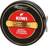 Крем для обуви Kiwi Shoe Polish черный 50мл