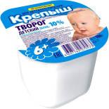 Творог детский Крепыш 10% 100г