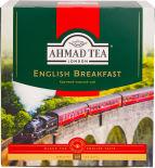 Чай черный Ahmad Tea English Breakfast 100 пак