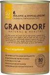 Корм для собак Grandorf Adult Индейка с уткой 400г
