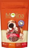Лакомство для собак Molina Медальоны из ягненка 50г