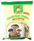 Грибы Экопродукт Ассорти сушеные 50г