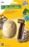 Игровой набор юного археолога  Kribly Boo Неизвестный динозавр, набор 3