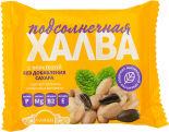 Халва Голицин Подсолнечная с фруктозой 180г