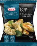 Пельмени Vici Gyoza с овощами и курицей 600г