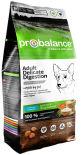 Сухой корм для собак Probalance Adult Delicate Digestion с лососем и рисом 15кг