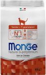 Корм для пожилых кошек Monge Cat Senior 400г