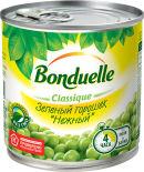Горошек Bonduelle Classique зеленый Нежный 400г