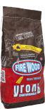Уголь Firewood брикетированный 6л