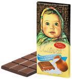 Шоколад Аленка молочный 90г