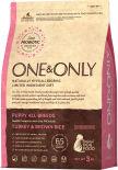 Сухой корм для собак One&Only Puppy индейка с рисом 3кг