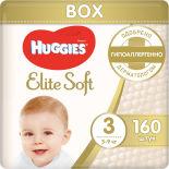 Подгузники Huggies Elite Soft Box 5-9кг 160шт