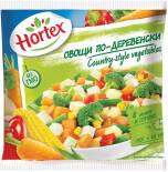 Смесь овощная Hortex Овощи по-деревенски 400г