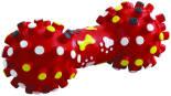 Игрушка для собак Triol Гантель с шипами