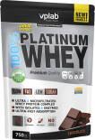 Протеин Vplab 100% Platinum Whey Шоколад 750г