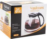 Чайник заварочный МФК-Профит с фильтром 1.3л в ассортименте