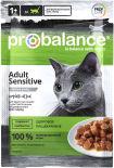 Корм для кошек Probalance Sensitive 85г