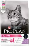 Сухой корм для кошек Pro Plan Optidigest Delicate для чувствительного пищеварения с индейкой 3кг
