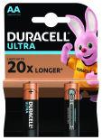 Батарейки Duracell Ultra Power AA 2шт