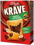 Готовый завтрак Kellogg's Krave подушечки с нежной шоколадно-ореховой начинкой 220г