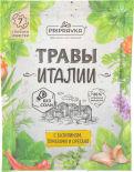 Приправа Приправка Травы Италии с базиликом томатами и орегано 10г