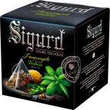 Чай зеленый Sigurd Lemonmyrte Verbena 15 пак