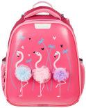 Ранец №1 School Basic Flamingo