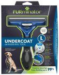 Фурминатор FURminator L для крупных собак с короткой шерстью