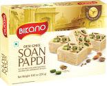 Соан Папди Bikano с орехами 250г