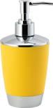 Дозатор для жидкого мыла Swensa Альма желтый
