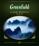 Чай черный Greenfield Magic Yunnan 100 пак