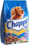 Сухой корм для собак Chappi Мясное изобилие с овощами и травами 600г